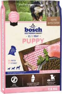 Karma Bosch Puppy 7,5kg