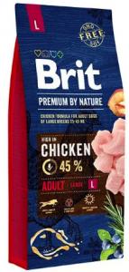Brit Premium by Nature Adult Large - karma 3